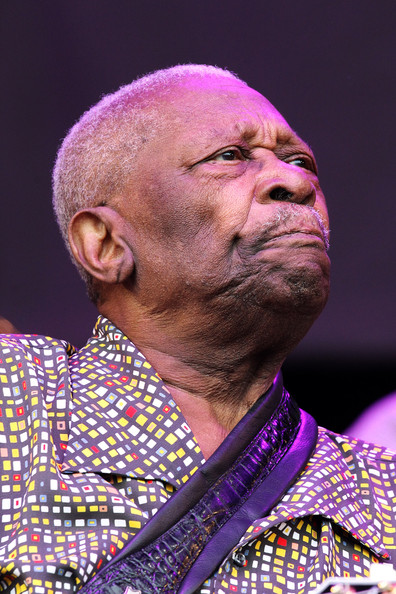 BB King Falls Ill Cancels Rest Of Tour