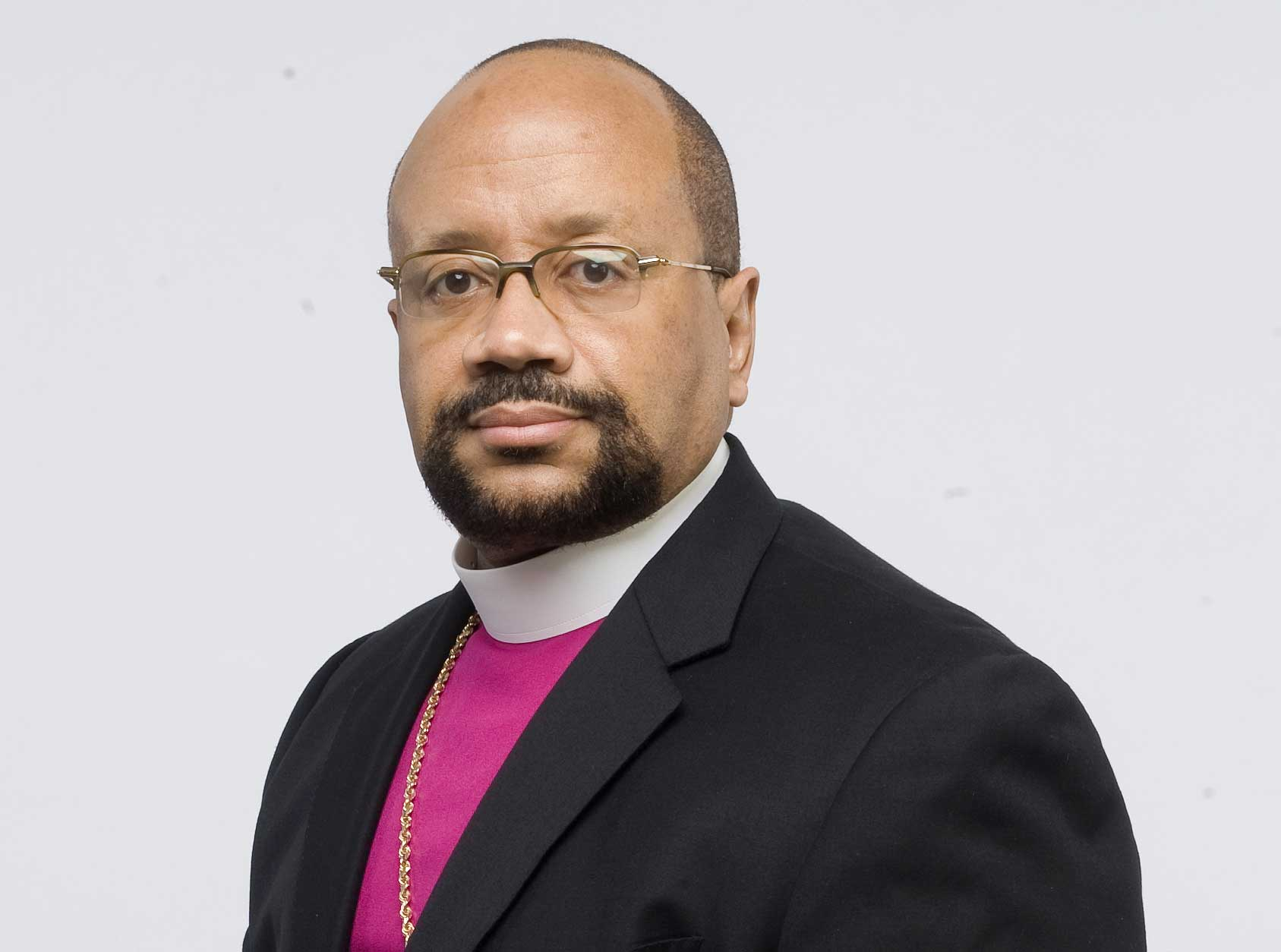 Bishop Donald Hilliard, Jr.