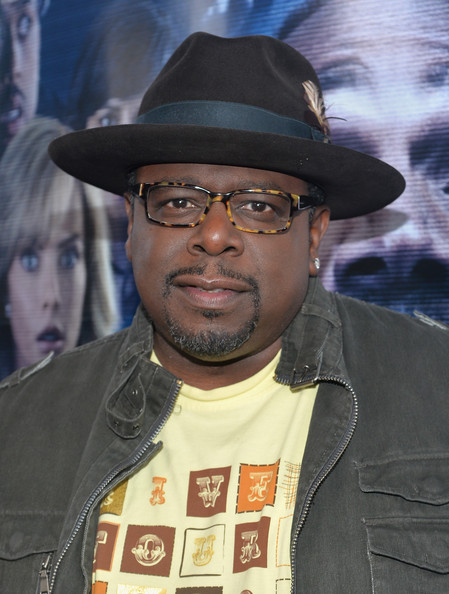 Actor-comedian Cedric the Entertainer is 50 today