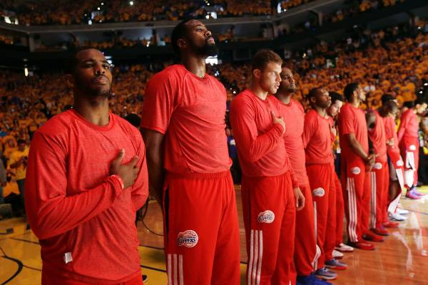 The Clippers stand united after Donald Sterling racist remarks were released by TMZ
