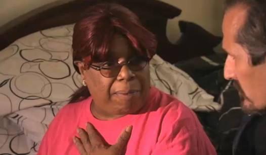 Deborah Hughes, tried to help white man who hit kid with car