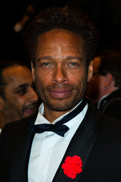 Actor Gary Dourdan attends the Premiere of 'Wara No Tate' during the 66th Annual Cannes Film Festival at the Palais des Festivals in Cannes. (May 20, 2013)