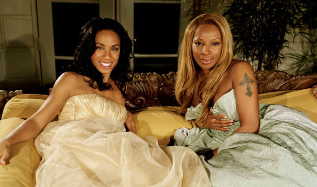 Jada Pinkett Smith & Mary J. Blige for Carol's Daughter