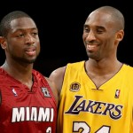 Dwyane Wade Acknowledges 'Difference Of Opinion' Regarding Kobe Bryant's Trayvon Martin Comments