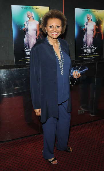 """Leslie Uggams attends """"Lady Day At Emerson's Bar & Grill"""" Opening Night at Circle in the Square on April 13, 2014 in New York City"""