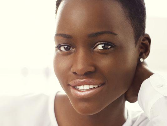 Lupita Nyong'o (Photo: Alexi Lubomirski for Lancôme.)