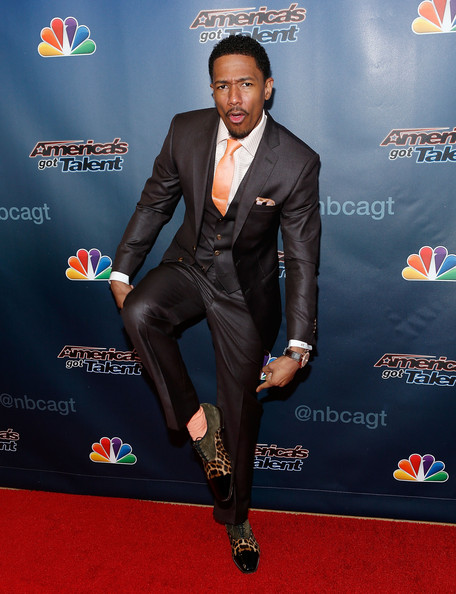 Nick Cannon America Got Talent