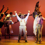 The Gershwin's Porgy and Bess opens Wednesday in L. A.