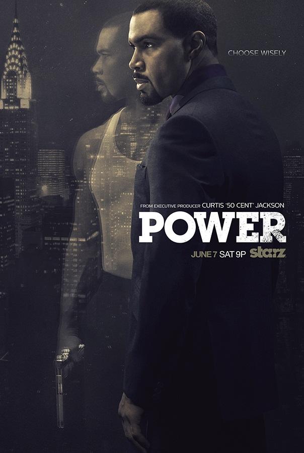 Power Key Art - Starz