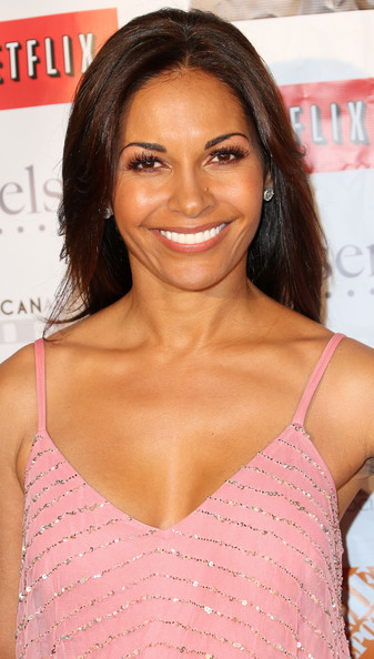 Actress Salli Richardson-Whitfield attends the Fifth Annual Africian American Film Critics Association Awards at the Taglyan Cultural Complex on January 31, 2014 in Hollywood, California