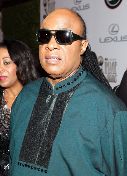 Singer Stevie Wonder is 64 today