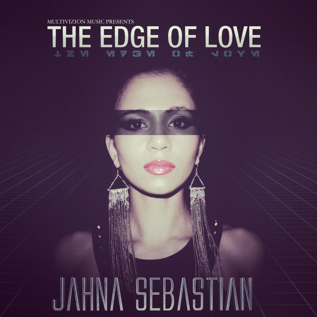 The Edge of Love EP_ Jahna Sebastian _ cover