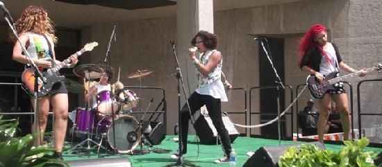 The Sledge Grits Band