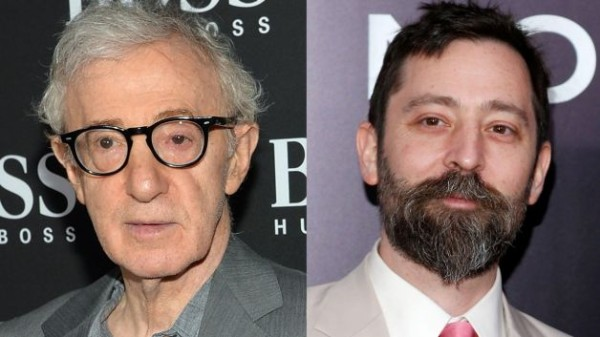 Woody Allen and Ari Handel