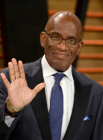 TV personality Al Roker attends the 2014 Vanity Fair Oscar Party hosted by Graydon Carter on March 2, 2014 in West Hollywood, California