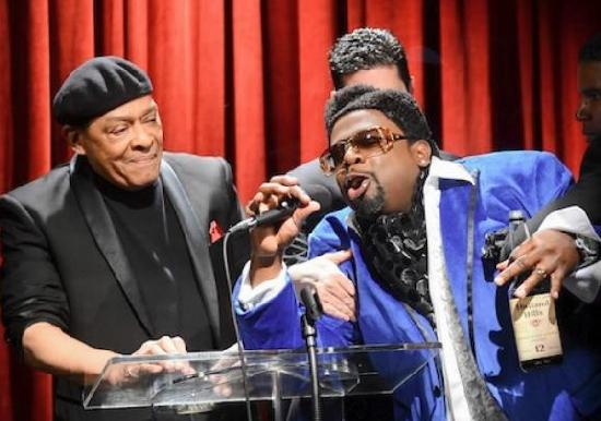 al jarreau & cedric the entertainer