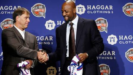 alonzo mourning, nba hall of fame,
