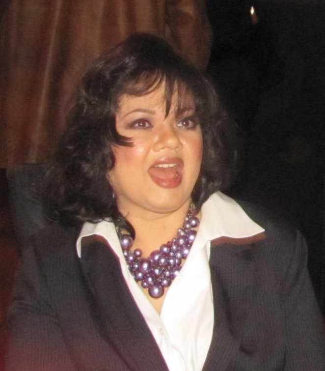 Singer Angela Bofill is 60 today