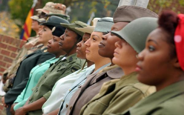 army women, hairstyle regulations