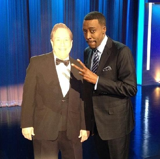 arsenio hall & donald sterling cut out