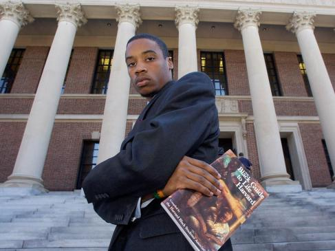 black-man-at-harvard