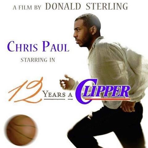 chris paul - 12 years a clipper