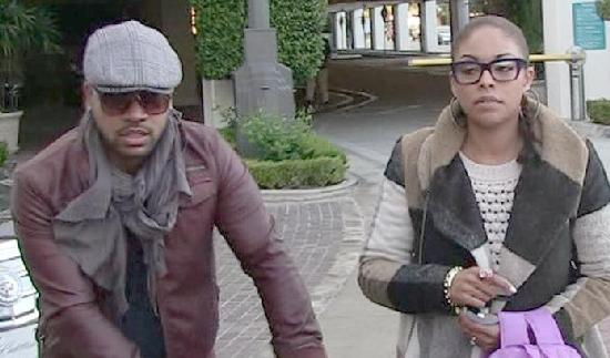 columbus short & wife Tuere