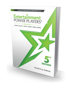 entertainment power players directory (cover)