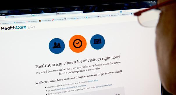 healthcare (dot) gov