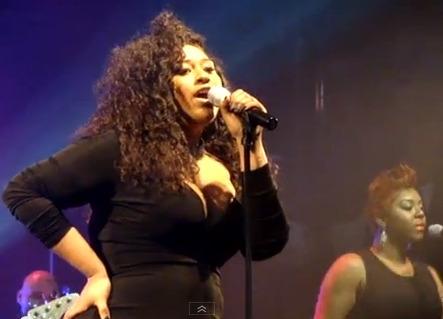 Singer Jazmine Sullivan is 28 today