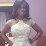 (LOOK) Kandi Burruss Married Todd Tucker in this Wedding Dress?