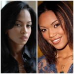 Karrine Steffans Helps Mentor Montana Fishburne's Start Over