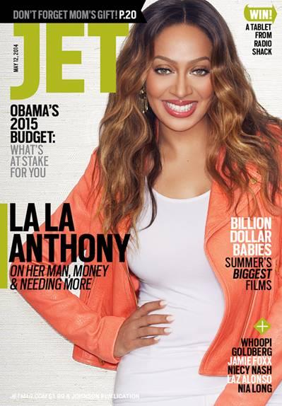 lala anthony, jet magazine,