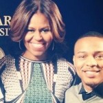 Monday Snaps: First Lady Michelle Obama & Bow Wow Visit Howard University