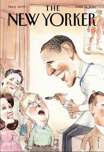new yorker close