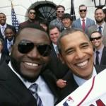 White House May Ban Selfies after David Ortiz's Samsung Hustle
