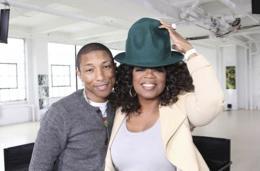 pharrell & oprah