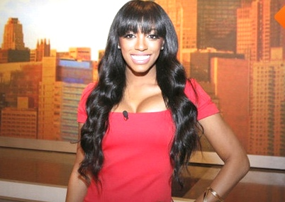 porsha on the view