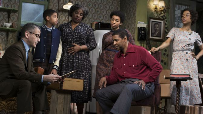 A Raisin in the Sun - Denzel