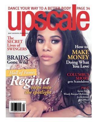 regina hall upscale magazine cover