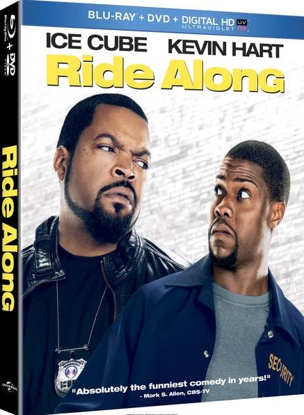 ride along dvd - cover