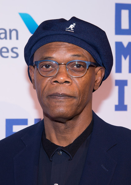Samuel L. Jackson attends the Museum Of The Moving Image 28th Annual Salute Honoring Kevin Spacey on April 9, 2014 in New York City