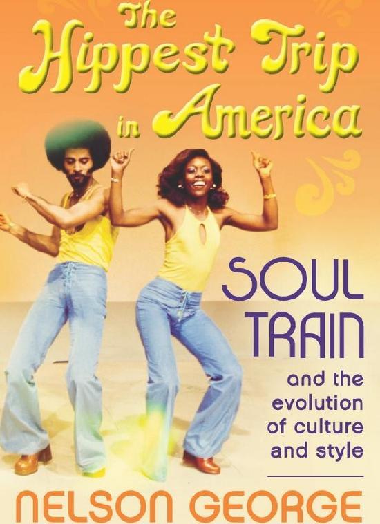 soul train book cover