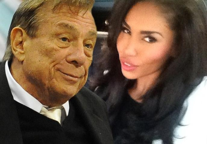 donald sterling & v. stiviano