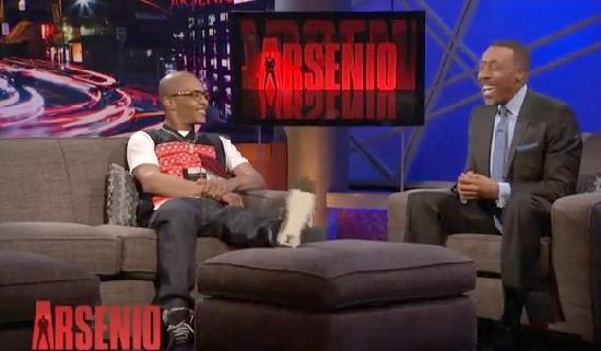 ti and arsenio