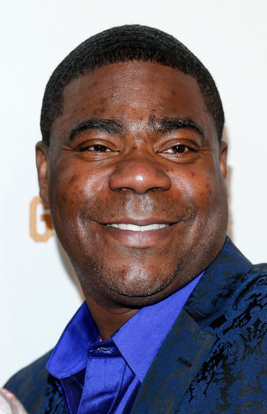 "Actor/comedian Tracy Morgan attends the FX Networks Upfront screening of ""Fargo"" at SVA Theater on April 9, 2014 in New York City"