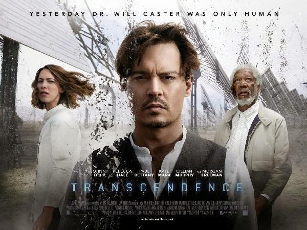 transcendence (poster)