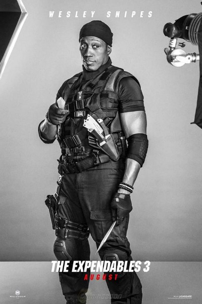 wesley snipes, the expendables 3,