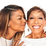 Latifah on Ailing Mom Moving In: 'I Wasn't Doing the Show Unless She Came Here'