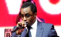 Sean Combs REVOLT TV